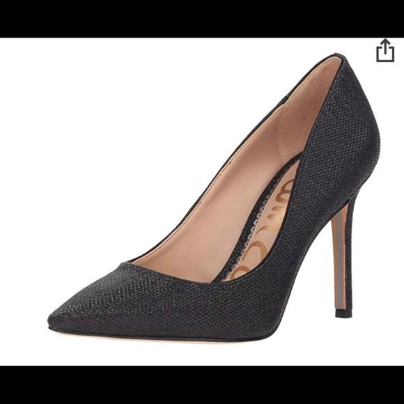 9607239245 Sam Edelman Shoes | Brand New Hazel Heels Black Glam | Poshmark